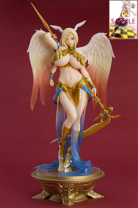 The Seven Heavenly Virtues Kindness Statue 1/8 Sariel 27 cm