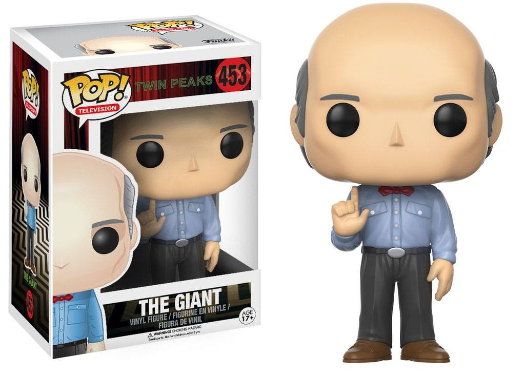 Twin Peaks POP! Television Vinyl Figure The Giant 9 cm