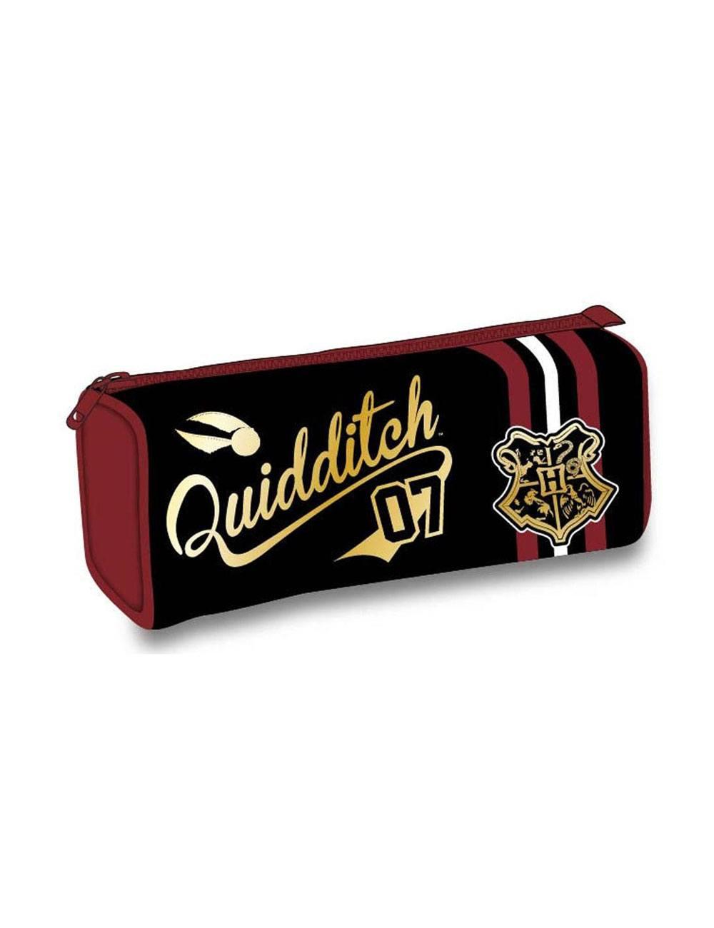 Harry Potter Pencil Case Quidditch Logo