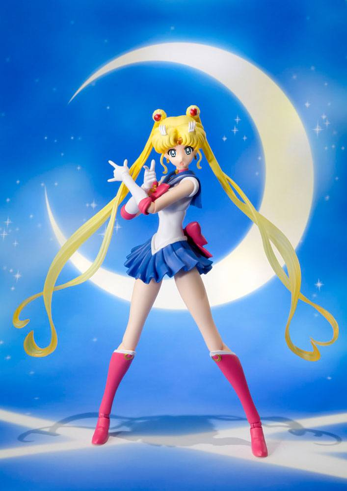 Sailor Moon Crystal S.H. Figuarts Action Figure Sailor Moon (Season 3) 14 cm