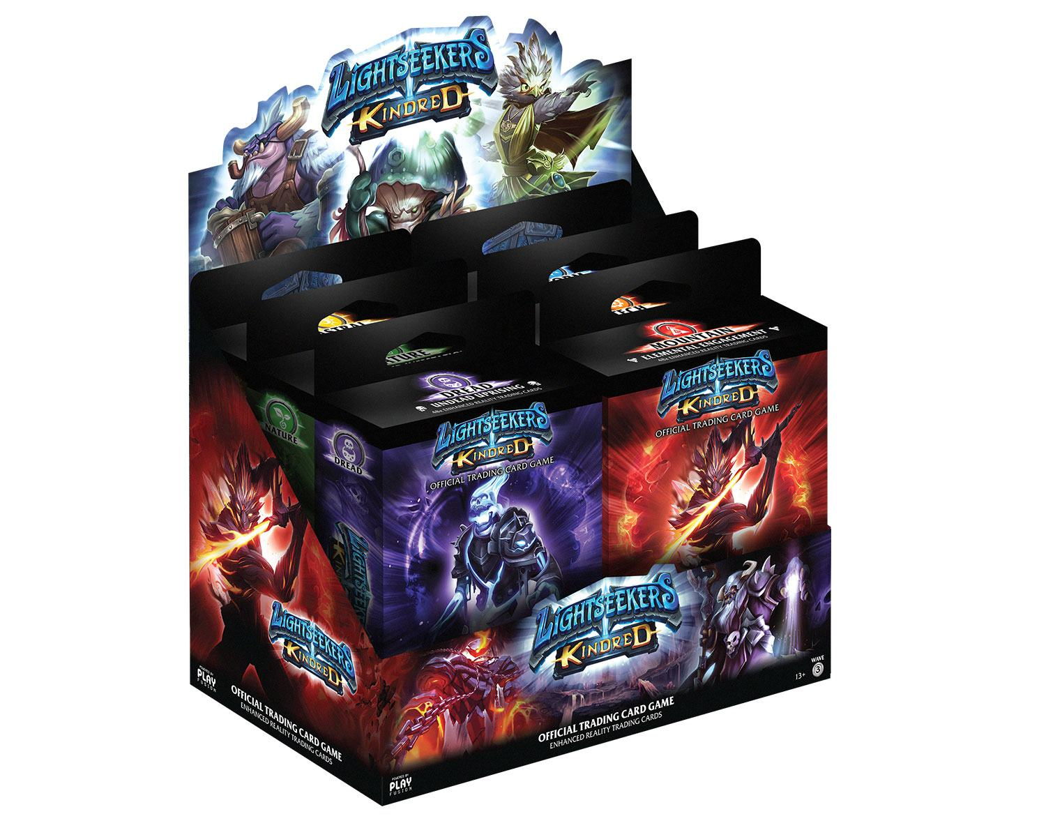Lightseekers TCG Starter Deck Assortment Wave 3 Kindred (6) german