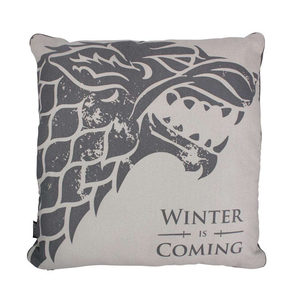 Game of Thrones Pillow Stark 46 cm