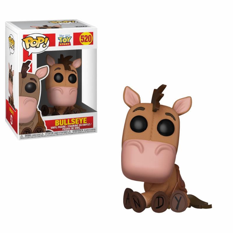 Toy Story POP! Disney Vinyl Figure Bullseye 9 cm