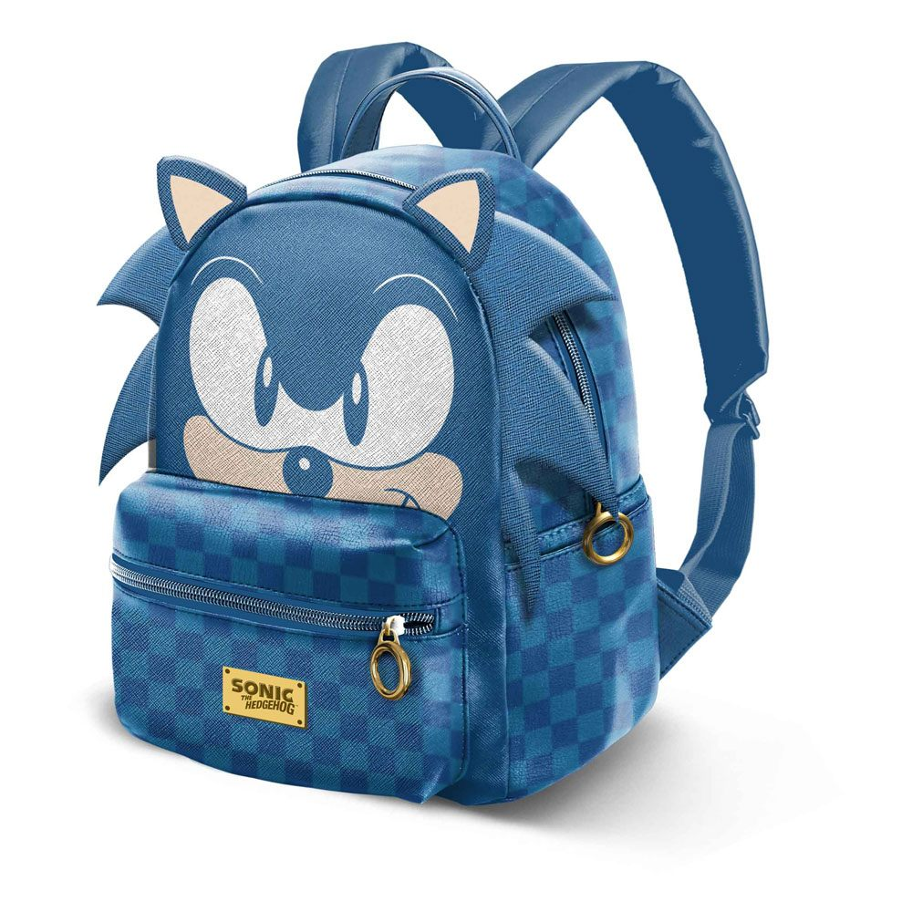 Sonic The Hedgehog Fashion Backpack Speed