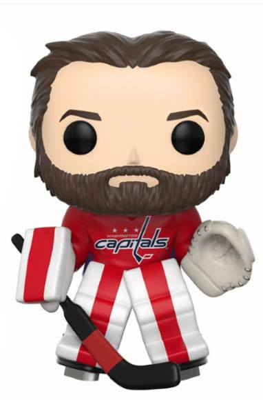 NHL POP! Hockey Vinyl Figure Braden Holtby (Washington Capitals) 9 cm
