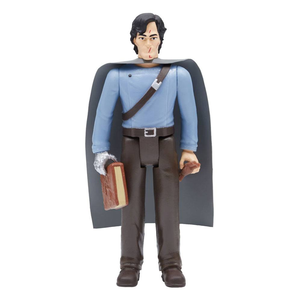 Army Of Darkness ReAction Action Figure Medieval Ash (Midnight) 10 cm