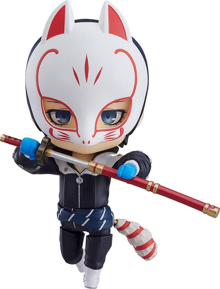 Persona 5 The Animation Nendoroid Action Figure Yusuke Kitagawa Phantom Thief Ver. 10 cm