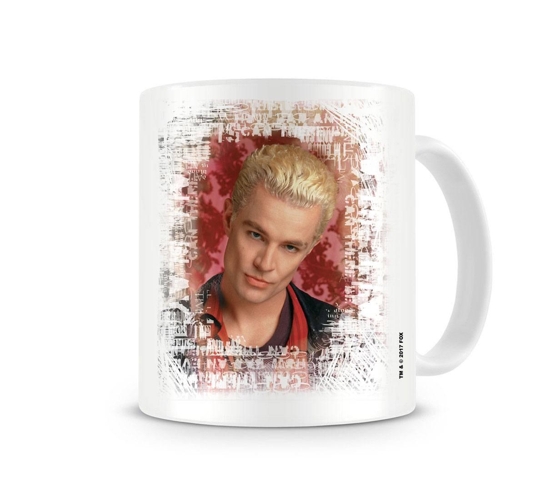 Buffy the Vampire Slayer Mug Spike