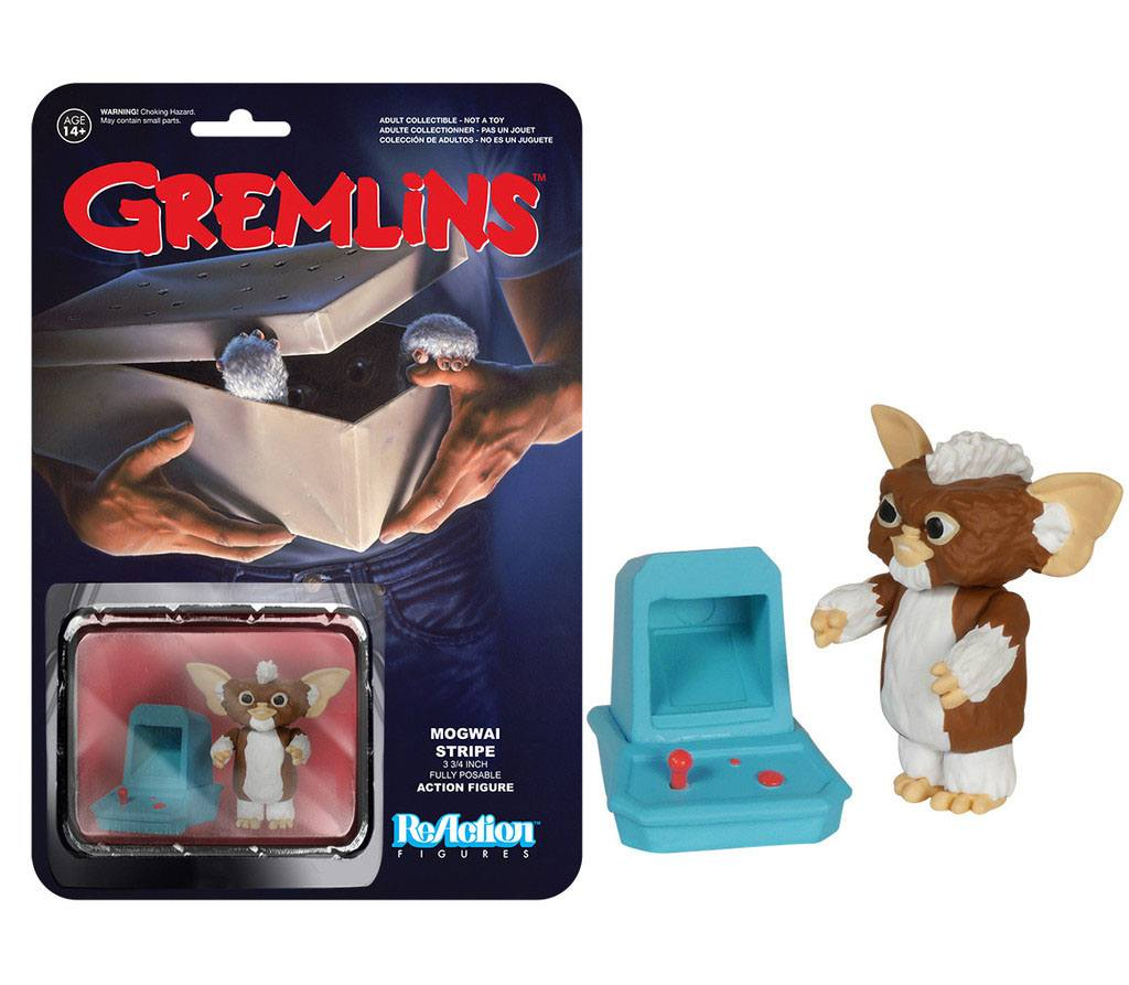 Gremlins ReAction Action Figure Mogwai Stripe 6 cm