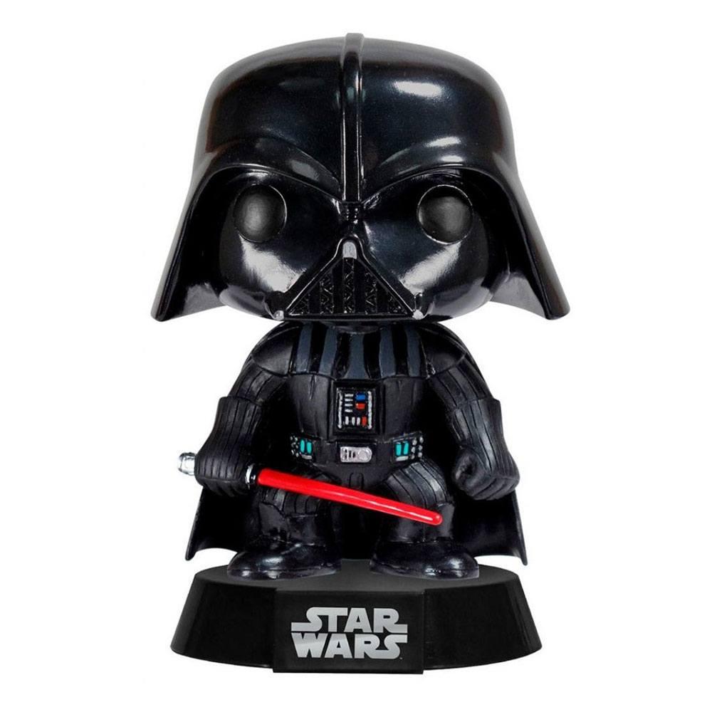 Star Wars POP! Vinyl Bobble-Head Darth Vader 10 cm