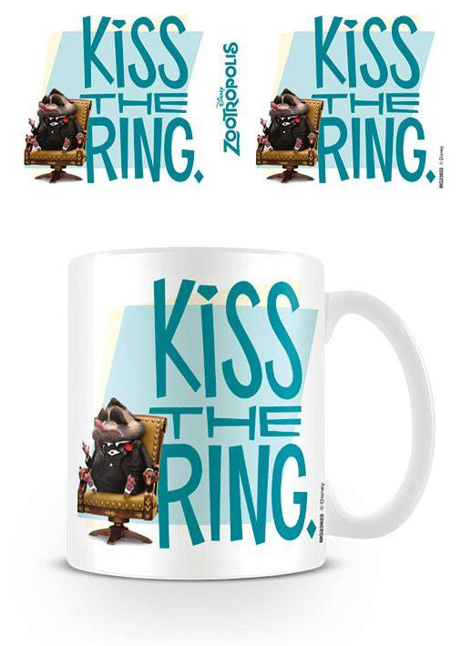 Zootopia / Zootropolis Mug Kiss The Ring