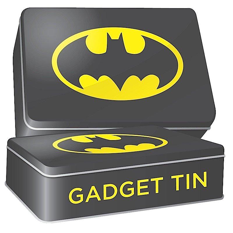 Batman Tin Box Logo 19 cm
