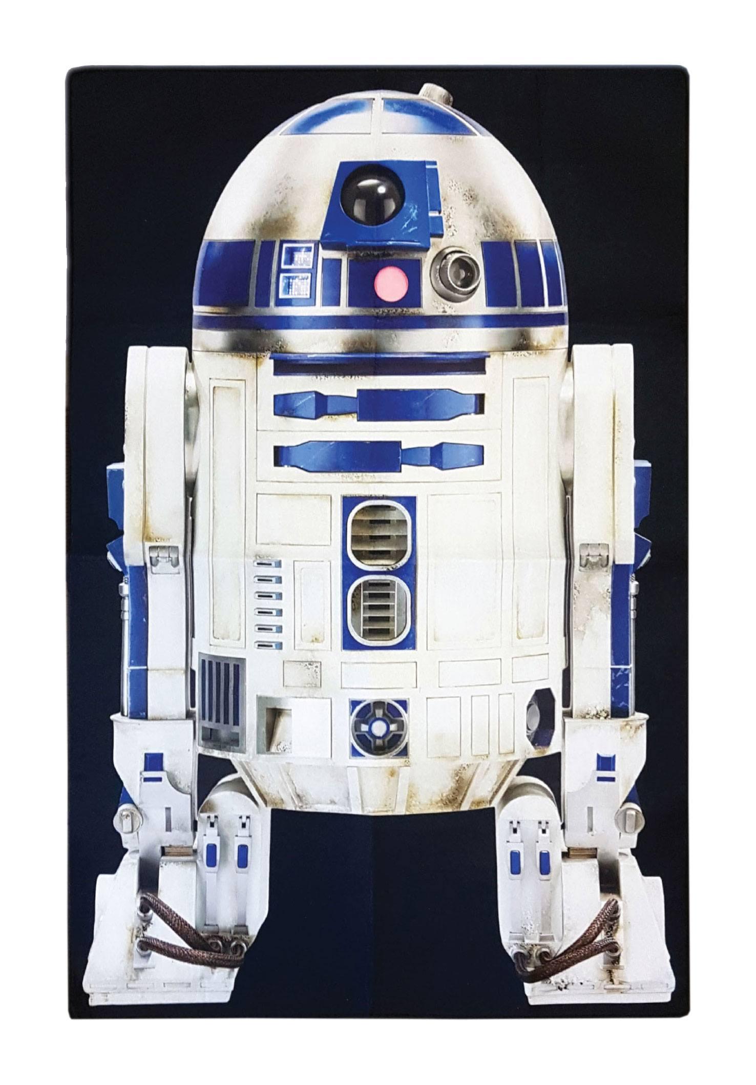 Star Wars Picnic Rug R2-D2