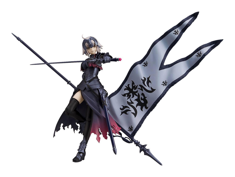 Fate/Grand Order Figma Action Figure Avenger/Jeanne d'Arc 15 cm