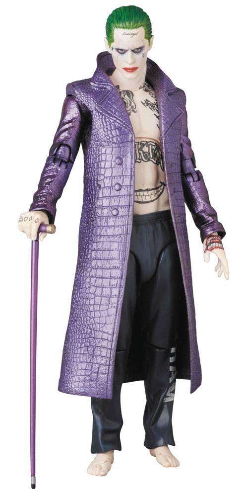 Suicide Squad MAF EX Action Figure The Joker Previews Exclusive 15 cm