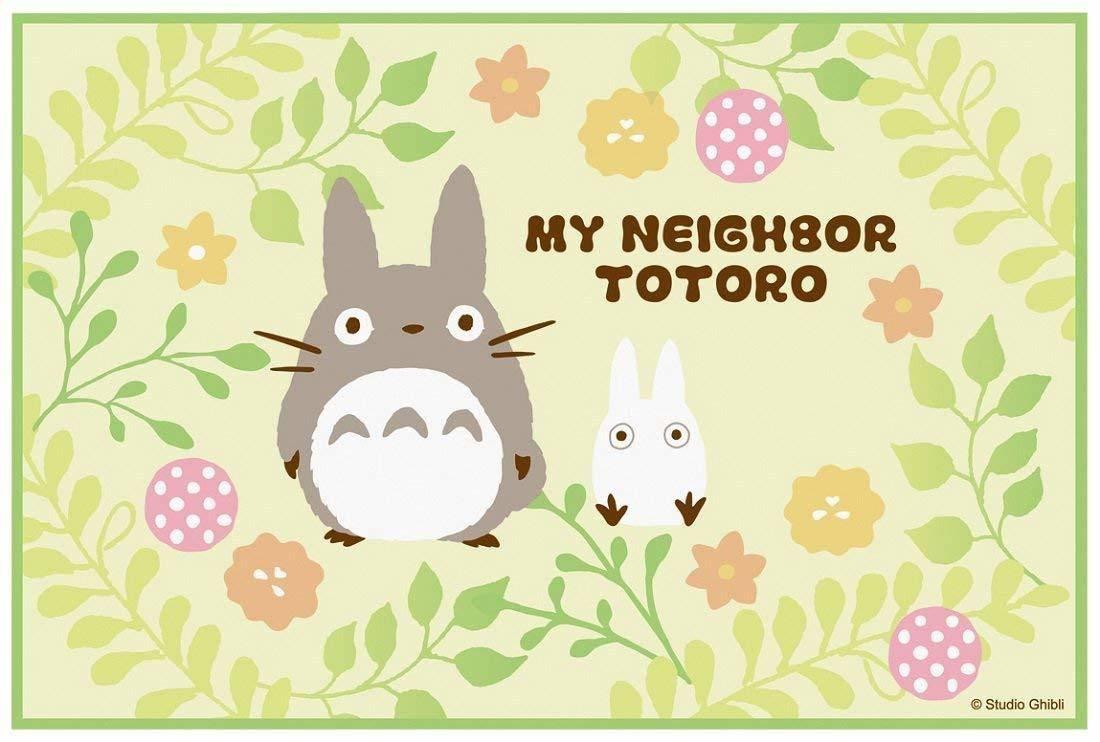My Neighbor Totoro Picnic Rug Totoro Plants