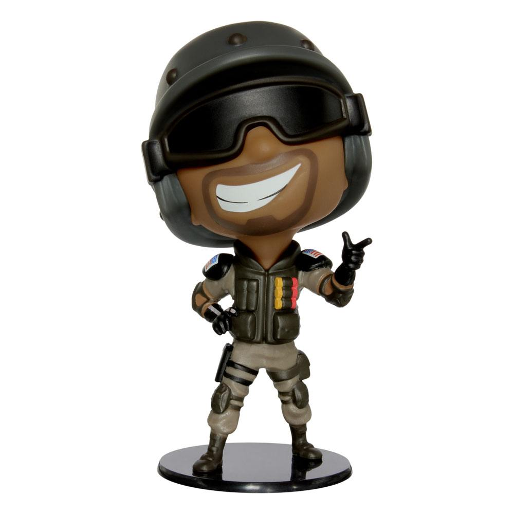 Rainbow Six Siege 6 Collection Chibi Figure Series 5 Castle 10 cm