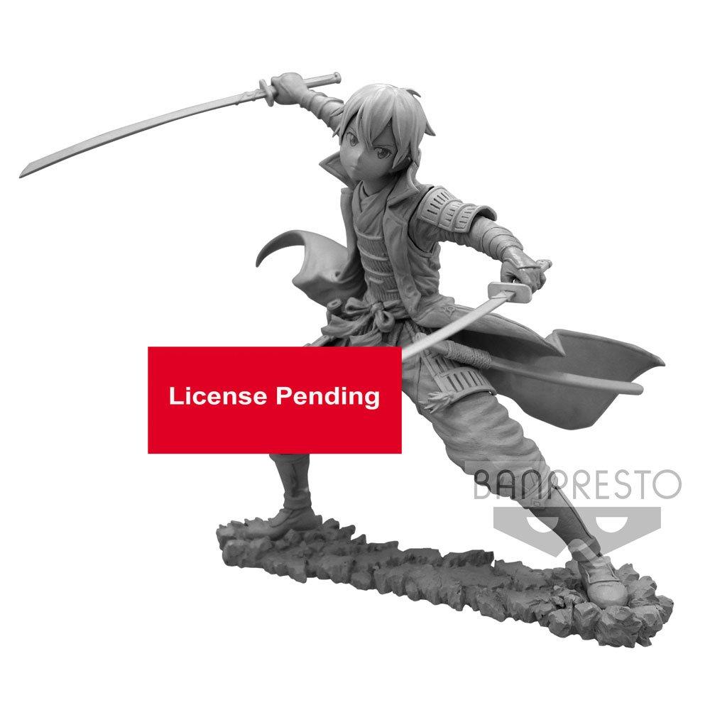 Sword Art Online Code Register EXQ Figure Gokai Kirito 16 cm