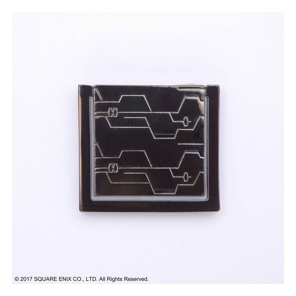 Nier Automata Smartphone Ring Black Box