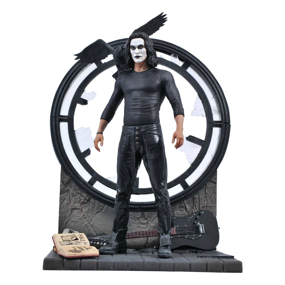 The Crow Movie Gallery PVC Statue The Crow 23 cm