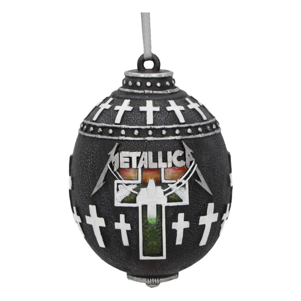 Metallica Hanging Tree Ornaments Master of Puppets Case (6)