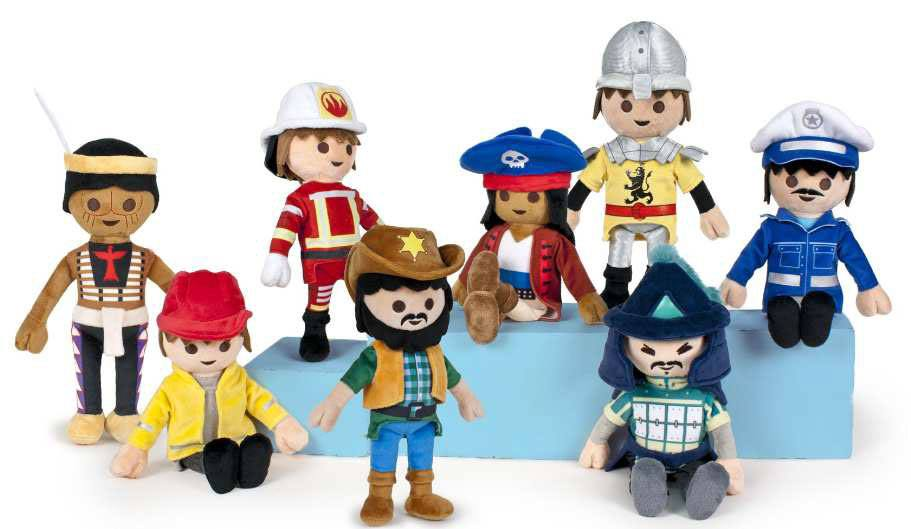 Playmobil Plush Figures 30 cm Assortment (16)