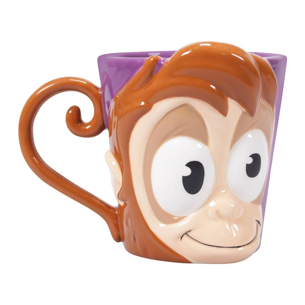 Aladdin Shaped Mug Abu
