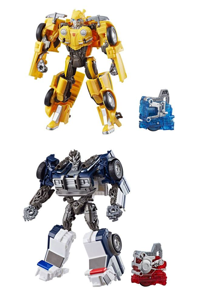 Transformers Bumblebee Energon Igniters Power Nitro Action Figures 2018 Wave 3 Assortment (4)