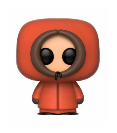South Park POP! TV Vinyl Figure Kenny 9 cm
