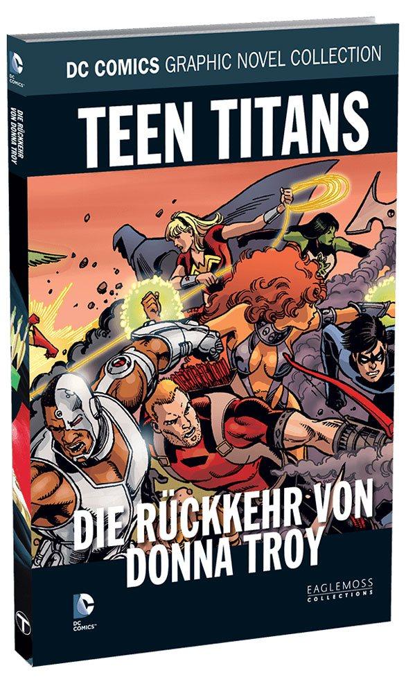 DC Comics Graphic Novel Collection #97 Teen Titans: Die Rückkehr von ... Case (12) *German Version*