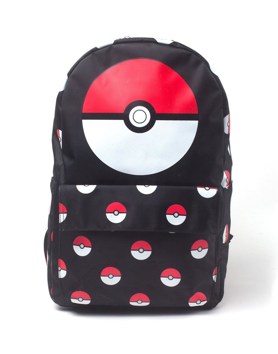 Pokémon Backpack Pokeball AOP