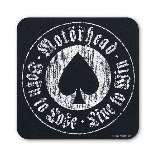 Motörhead Coaster Pack Born To Lose (6)