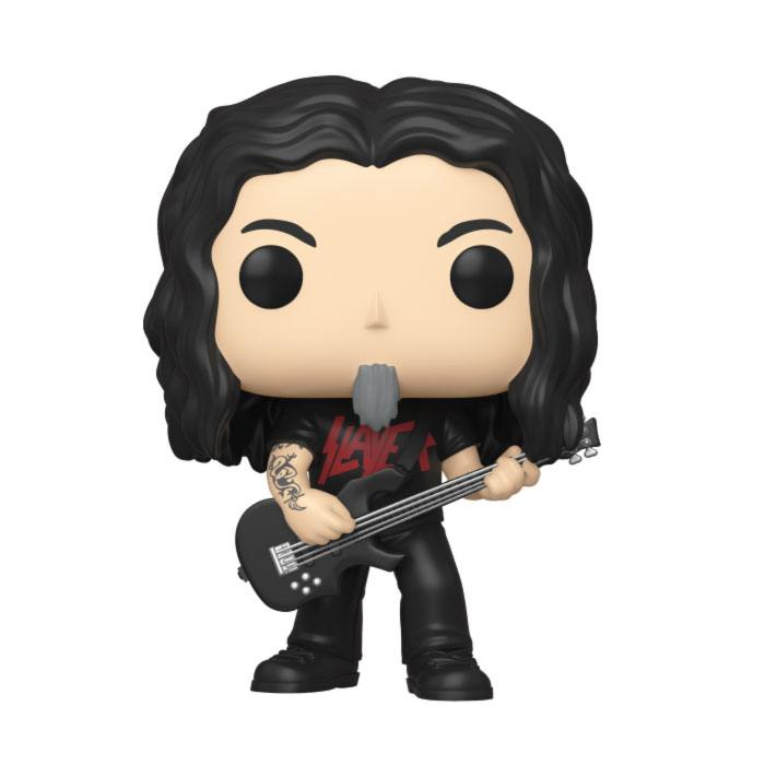 Slayer POP! Rocks Vinyl Figure Tom Araya 9 cm