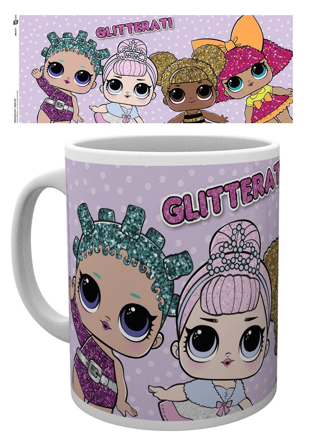 L.O.L. Surprise! Mug Glitterati