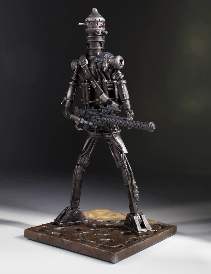 Star Wars Collectors Gallery Statue 1/8 IG-88 24 cm