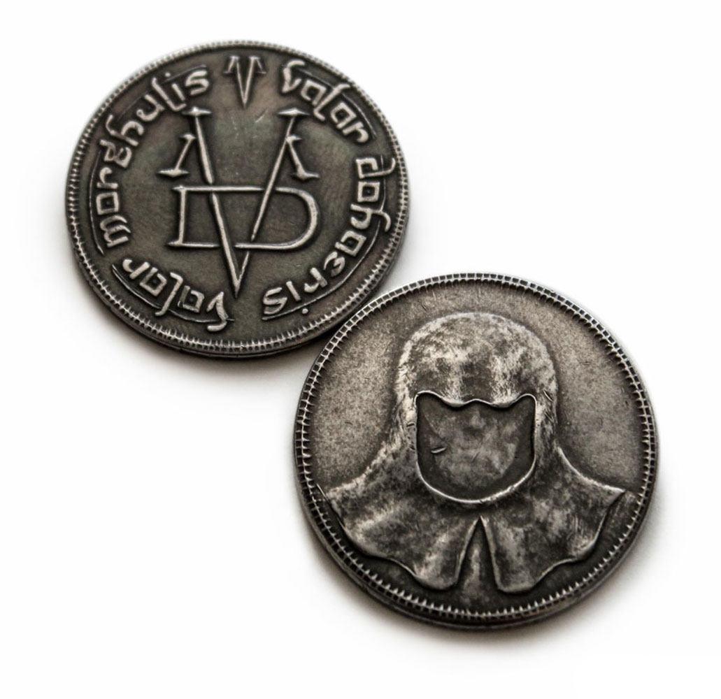 Game of Thrones Replica Iron Coin of the Faceless Man