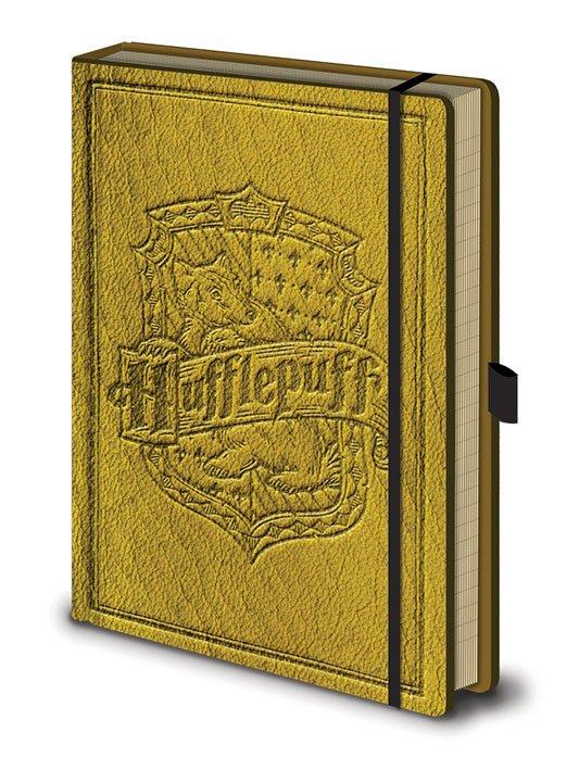 Harry Potter Premium Notebook A5 Hufflepuff