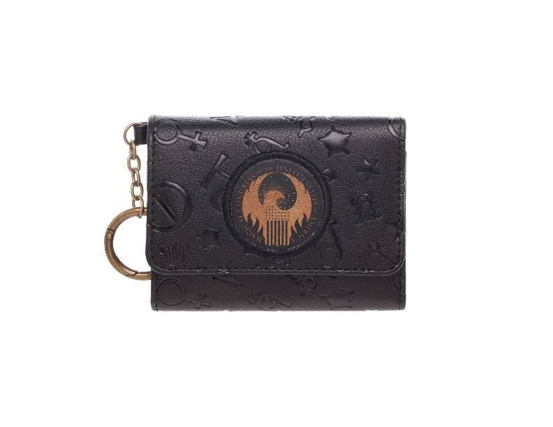 Fantastic Beasts Wallet Trifold Logo