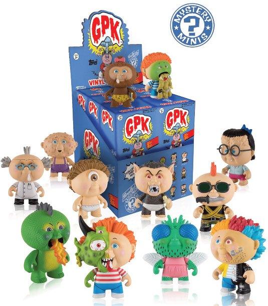 Garbage Pail Kids Mystery Mini Figures 7 cm Really Big Series 2 Display (12)