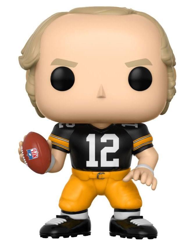 NFL POP! Football Vinyl Figure Terry Bradshaw (Pittsburgh Steelers) 9 cm