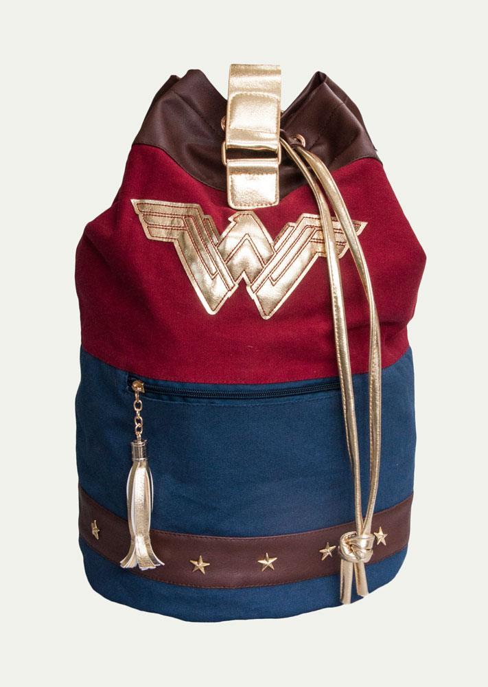 DC Comics Backpack Wonder Woman Duffle Bag