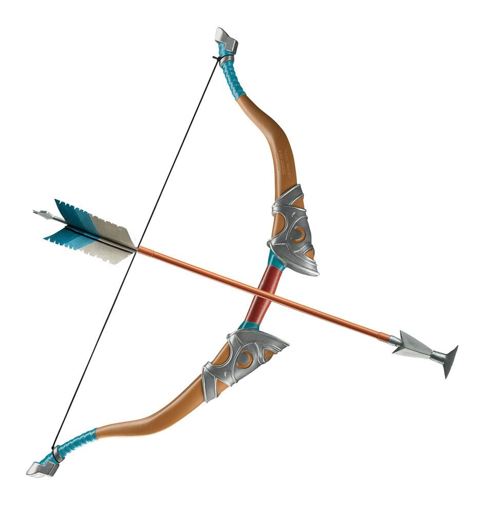 Legend of Zelda Breath of the Wild Roleplay-Replica Traveler's Bow and Arrow 65 cm