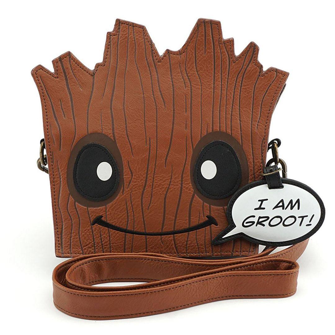 Marvel by Loungefly Crossbody Groot (Guardians of the Galaxy)