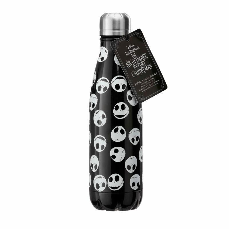Nightmare before Christmas Water Bottle Jack Pattern