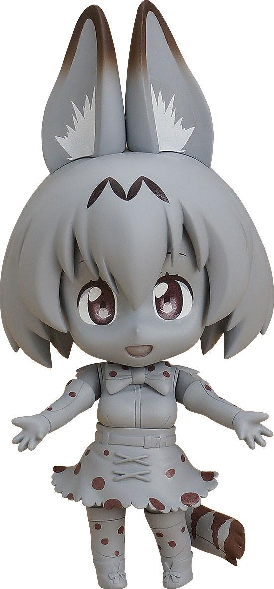 Kemono Friends Nendoroid Action Figure Serval 10 cm