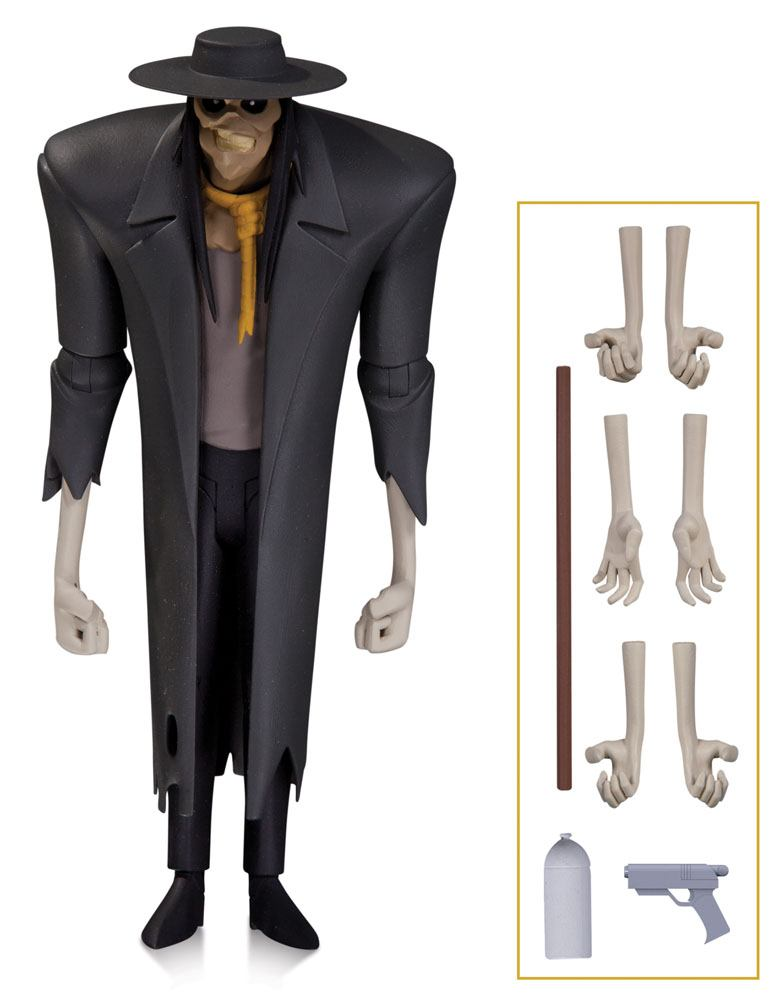 Batman The Animated Series Action Figure Scarecrow 16 cm