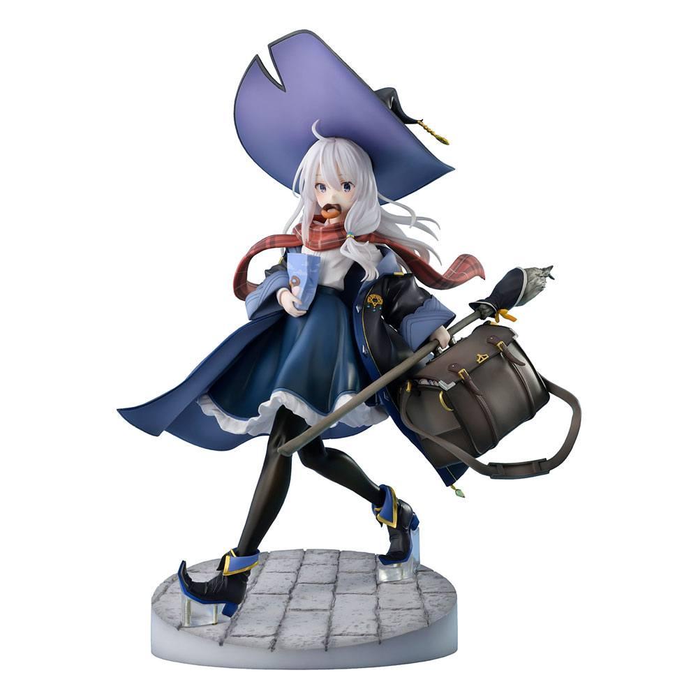 Wandering Witch: The Journey of Elaina PVC Statue 1/8 Elaina 29 cm
