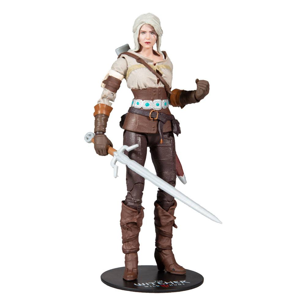 The Witcher 3: Wild Hunt Action Figure Ciri 18 cm
