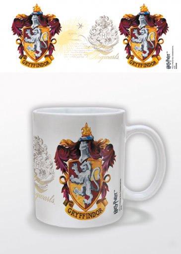 Harry Potter Mug Gryffindor Crest