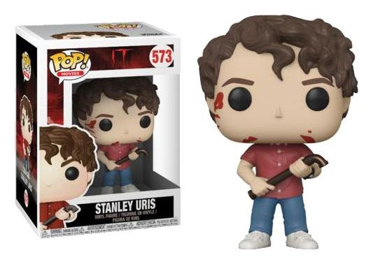 Stephen King's It 2017 POP! Movies Vinyl Figure Stanley Uris 9 cm